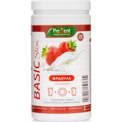 PREVENT- Basic Food Replacement with taste strawberry