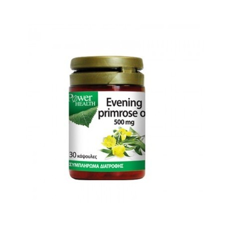 POWER HEALTH - Evening Primrose Oil 500mg 30's
