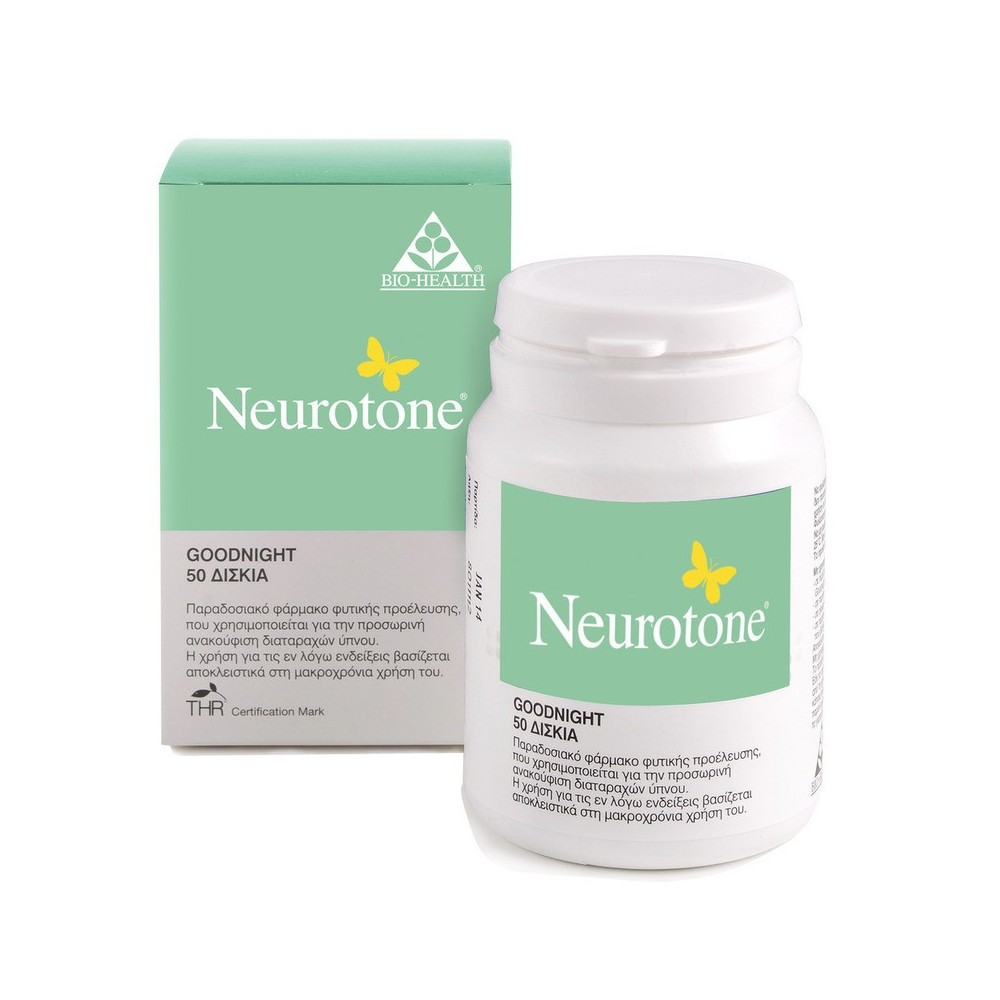 POWER HEALTH - Neurotone, tabs 60s