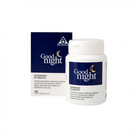POWER HEALTH - Goodnight, tabs 50s