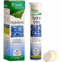 POWER HEALTH - Hydrolytes, αναβράζοντα 20's