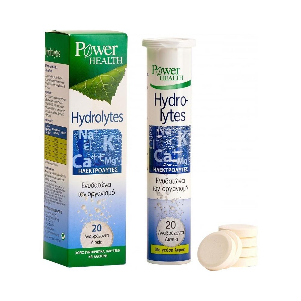 POWER HEALTH - Hydrolytes, αναβράζοντα 20's