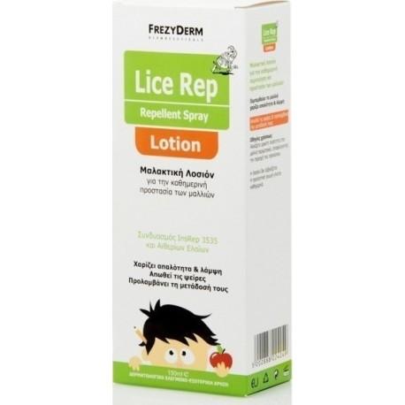 Frezyderm Lice Rep Lotion 150 ml