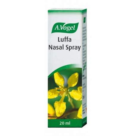 A.VÓGEL - Luffa nasal spray 20ml (Pollinosan)