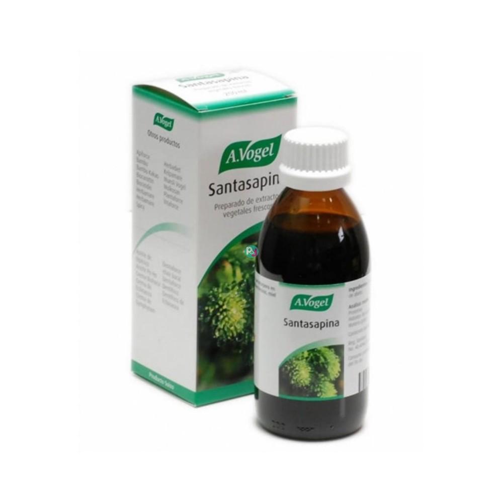 A.VÓGEL - Santasapina Sirup 100 ml