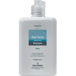 FREZYDERM HAIR FORCE SHAMPOO MEN 200 ml