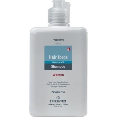 FREZYDERM HAIR FORCE SHAMPOO WOMEN 200 ml