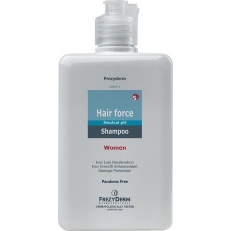 FREZYDERM HAIR FORCE SHAMPOO WOMEN 200 ml