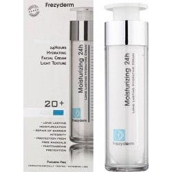 FREZYDERM MOISTURIZING 24h CREAM (20+), 50ml