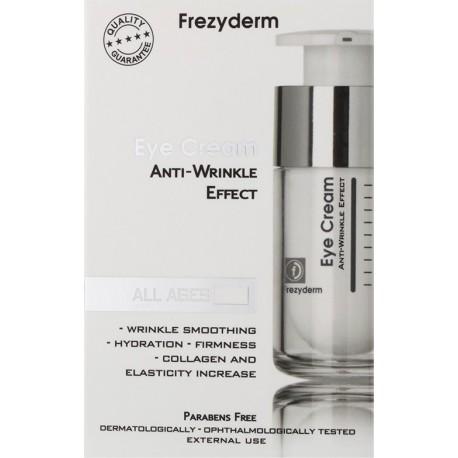 FREZYDERM ANTI-WRINKLE EYE cream  15ml