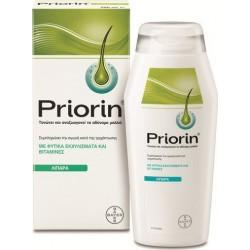PRIORIN - Shampoo (Oily hair) for hair loss, 200ml