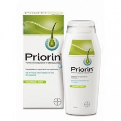 PRIORIN - Shampoo (Dry/Normal) for hair loss, 200ml