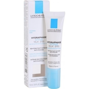 LA ROCHE-POSAY - HYDRAPHASE INTENSE Eyes High Performance Rehydration for sensitive skin, 15ml