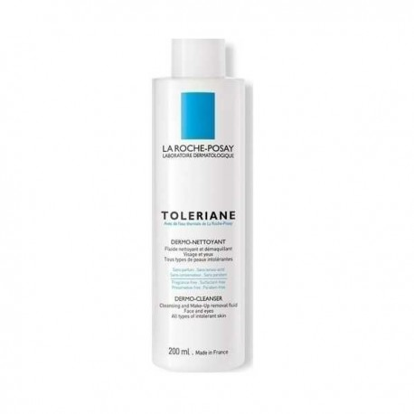 LA ROCHE-POSAY - TOLERIANE Dermonettoyant Demake-up & cleansing, 200ml