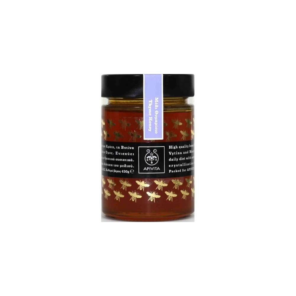 APIVITA - BEE PRODUCTS THYME HONEY 430g