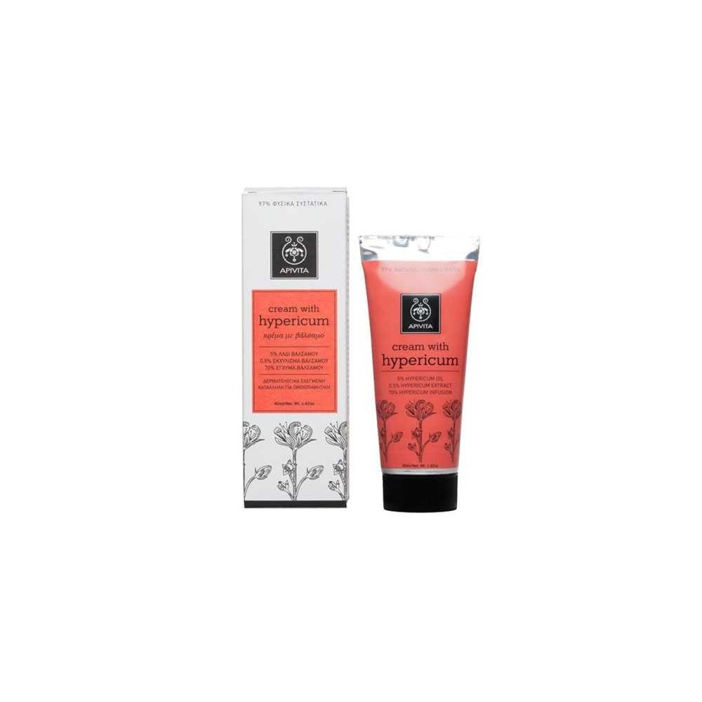 APIVITA - HERBAL CREAM Cream Balm  40ml