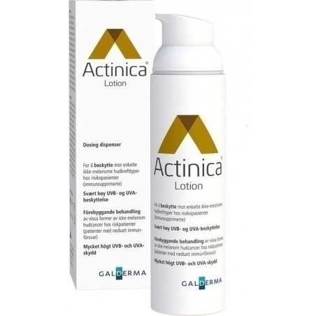 Actinica Lotion SPF50+ 80ml