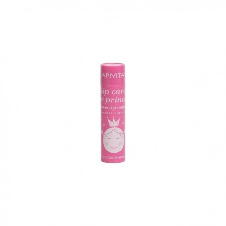 APIVITA - LIP CARE Bee Princess Bio-Eco Lip Care with apricot & beeswax 4,4g