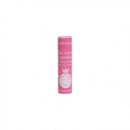 APIVITA - LIP CARE Bee Princess Bio-Eco Lip Care with apricot & beeswax 4,4g