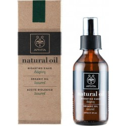 APIVITA - NATURAL OIL Organic Laurel Oil 100 ml