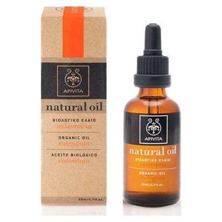APIVITA - NATURAL OIL Organic Calendula Oil 50ml