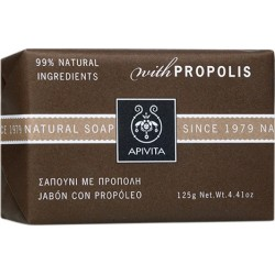 APIVITA - NATURAL SOAP Natural Soap with Propolis with honey & propolis 100g
