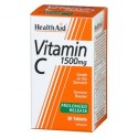 Health Aid Vitamin C 1500mg Prolonged Release 30tabs
