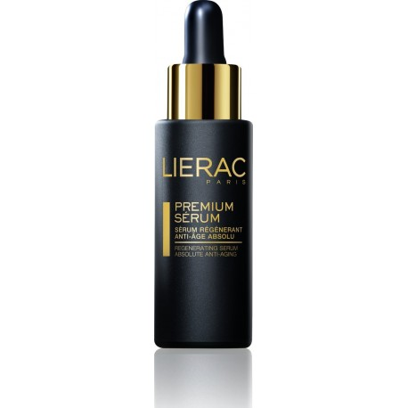 LIERAC - PREMIUM REGENERATING SERUM ANTI-WRINKLE, phial 50ml