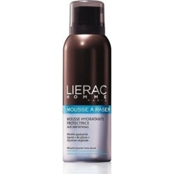 LIERAC - MOUSSE DE RASAGE EXPRESS SHAVING FOAM ANTI-IRRITATION MOISTURIZING FOAM, phial 150ml