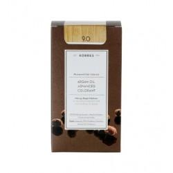 KorresArgan Oil Advanced Colorant 9.0 Ξανθό Πολύ Ανοιχτό 50ml