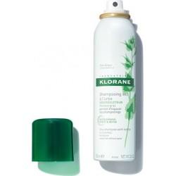 Klorane Shampooing Sec a l Ortie Ξηρό Σαμπουάν με Τσουκνίδα για Λιπαρά Μαλλιά 150ml