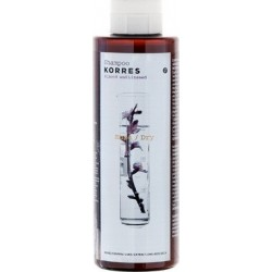 KORRES - SUNFLOWER & MOUNTAIN TEA SHAMPOO For coloured hair, 250mL
