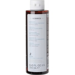 KORRES - LICORICE & URTICA SHAMPOO For oily hair, 250mL
