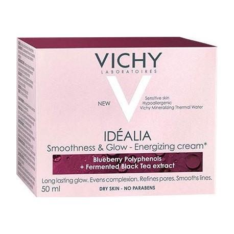Vichy Idealia Αντιρυτιδική Κρέμα Ημέρας για Ξηρές Επιδερμίδες 50ml