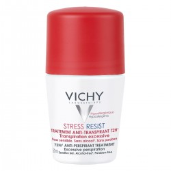Vichy Deodorant Roll-On 72h Αποσμητικό Stress Resist 50ml
