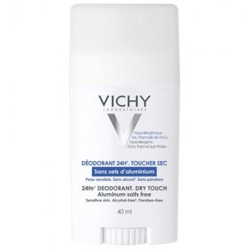 Vichy Deodorant Αποσμητικό Στικ για Αντιδραστική Επιδερμίδα 40ml