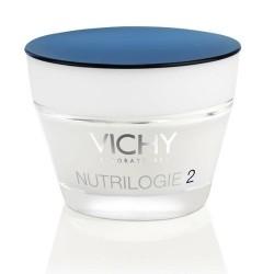 Vichy Nutrilogie 2 Ενυδατική Κρέμα Ημέρας Ολικής Θρέψης για Πολύ Ξηρές Επιδερμίδες 50ml
