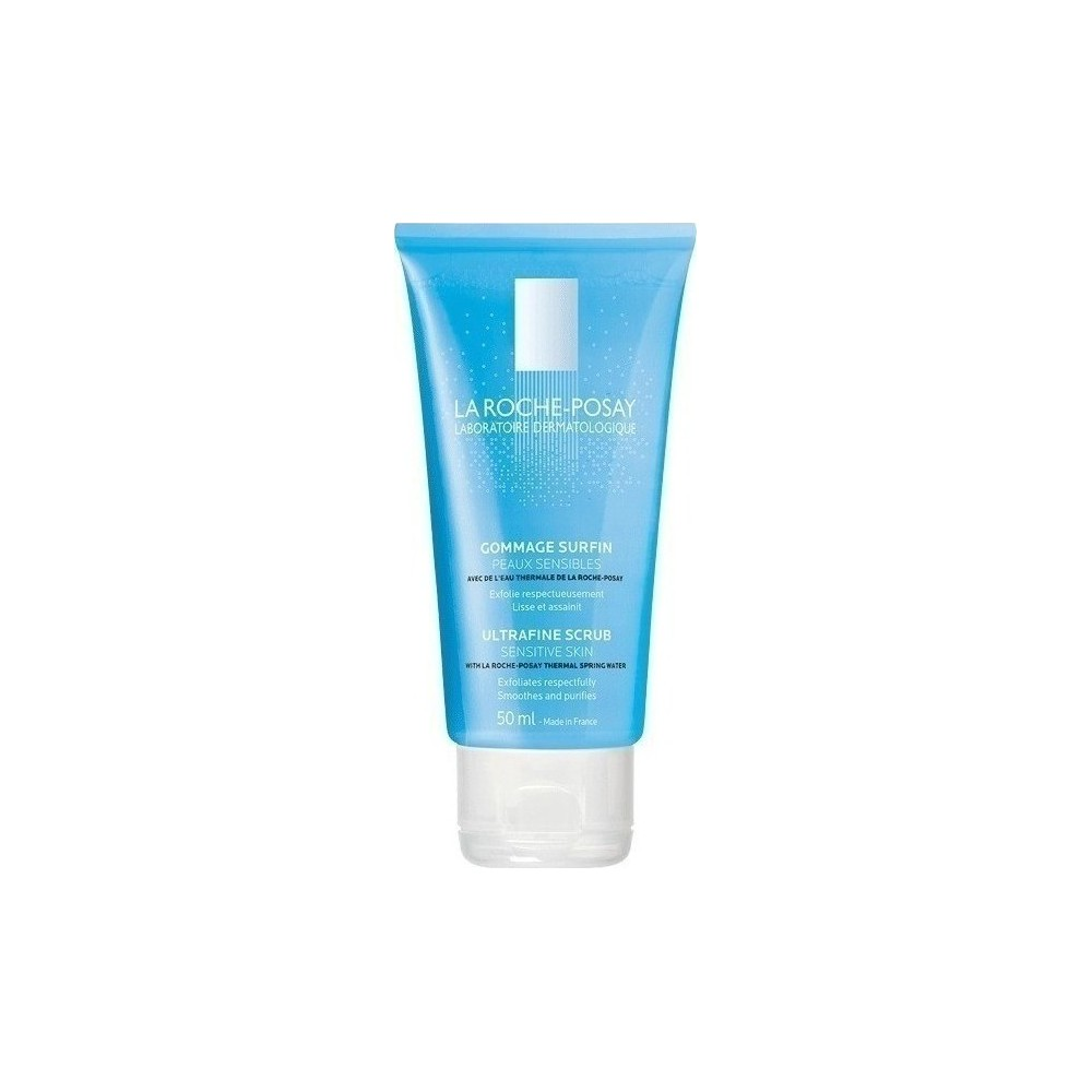 LA ROCHE POSAY - PHYSIOLOGICAL ULTRA-FINE SCRUB Gently purifies and smoothes, 50ml tube