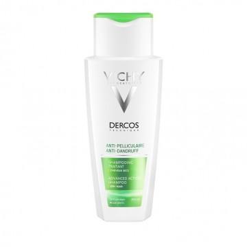 VICHY DERCOS ANTI-DANDRUFF SHAMPOO For DRY hair with dandruff, 200ml