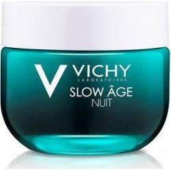 Vichy Slow Age Night - Δροσερή κρέμα και μάσκα νύχτας,, 50 ml