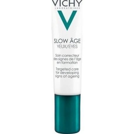 Vichy Slow Age Eyes- Κρέμα ματιών κατά της κούρασης, 15 ml