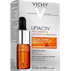 Vichy Liftactiv, Aντιοξειδωτικό συμπύκνωμα ενάντια στα σημάδια της κούρασης, 10 ml