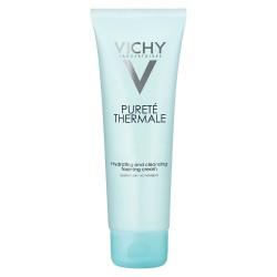 Vichy Purete Thermale Ενυδατική Κρέμα Καθαρισμού Προσώπου 125ml