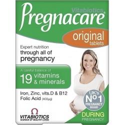 Vitabiotics - Pregnacare, 30Tabs