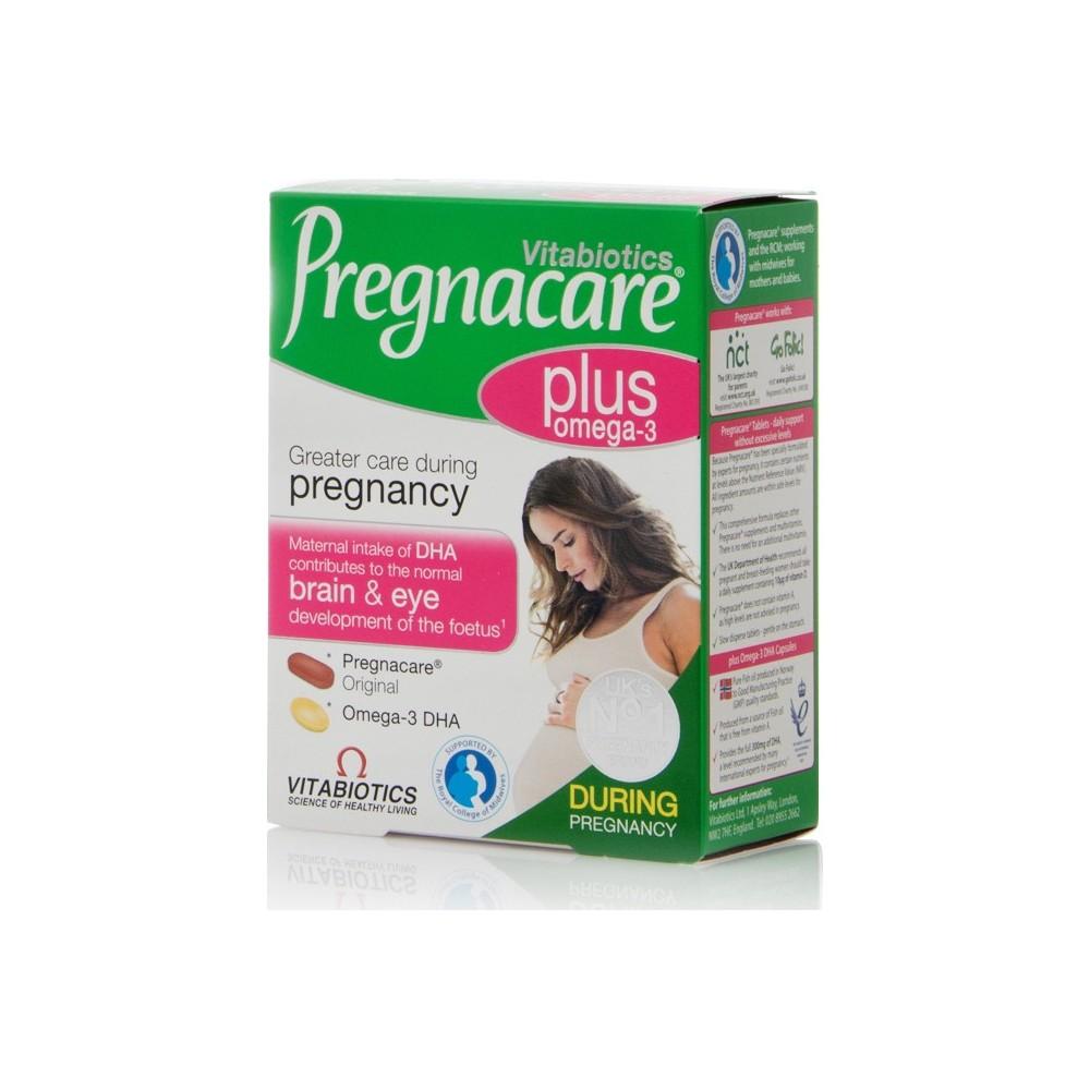 Vitabiotics - PREGNACARE Plus, 28 tabs