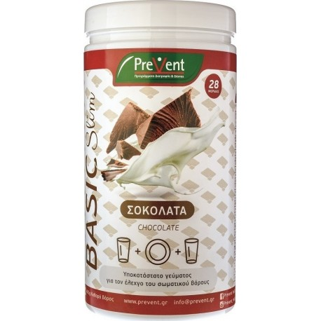 PREVENT- Basic Food Replacement with taste of chocolate