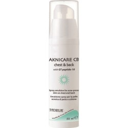 Synchroline Aknicare Spray Emulsion CB Chest & Back 50ml