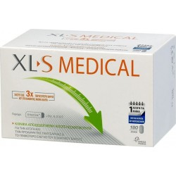 OMEGA PHARMA - XL-S MEDICAL Fat Binder Αγωγή 1 μήνα, 180caps