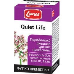 Lanes Quiet Life Φυτικό Ηρεμιστικό με Βαλεριαάνα 100tabs