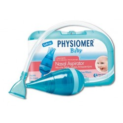 PHYSIOMER - BABY NASAL ASPIRATOR KIT, 1pcs